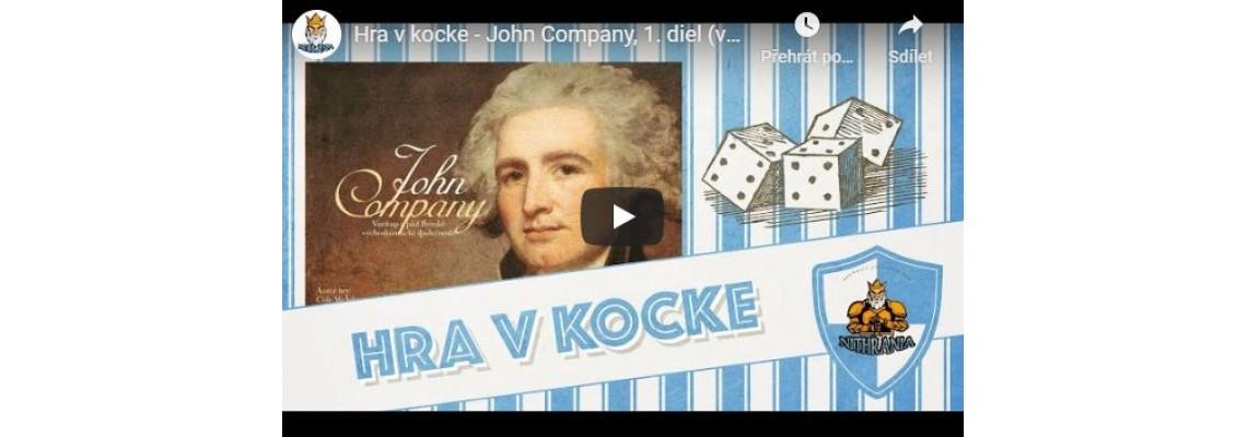 Videonávod na John Company
