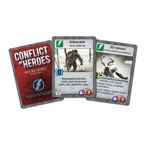 Conflict of Heroes: Bouře oceli