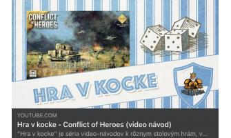Videonávod na Conflict of Heroes: Bouře oceli.