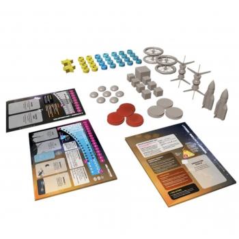 High Frontier - rozšíření 6. hráče