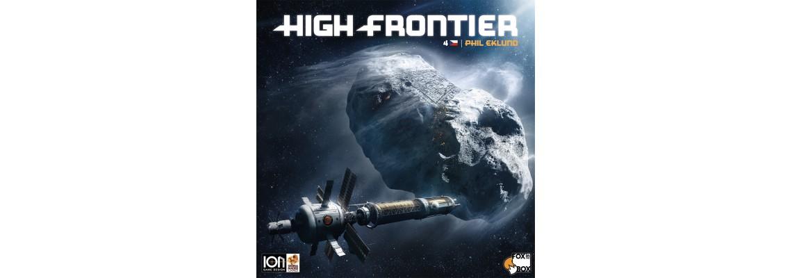 High Frontier v češtině se blíží!