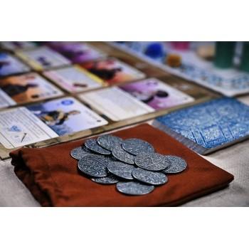 Kovové mince k Pax Pamir (2. edice)
